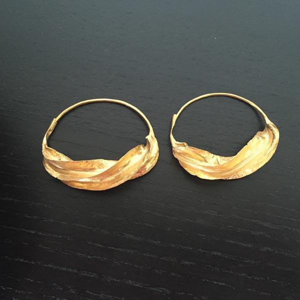 Fulani Earrings: Woman Of Fulani Descent Creates New Jewelry Line That